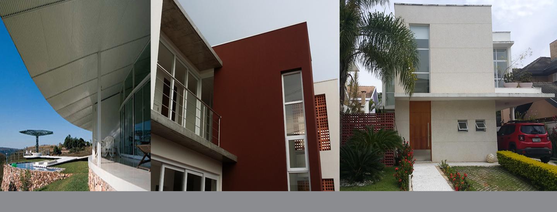Projetos Arquitetônicos Residenciais